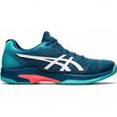 ASICS - Solution Speed FF Clay Tennisschuhe Herren mako blue white