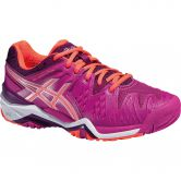 ASICS - Gel-Resolution 6 Tennisschuh Damen berry