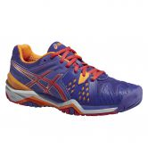 ASICS - Gel Resolution 6 Tennisschuh Damen Lavender Hot Coral Nectarine