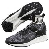 Puma - Ignite evoKnit Herren puma black quiet shade puma white