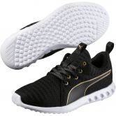 Puma - Carson 2 Metallic Damen black gold