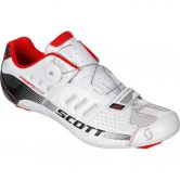 Scott - Road Team Boa men white