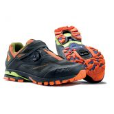Northwave - Spider Plus Herren schwarz orange