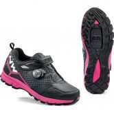 Northwave - Mission Plus Damen schwarz/ pink