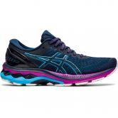 ASICS - Gel-Kayano 27 Laufschuhe Damen french blue digital aqua