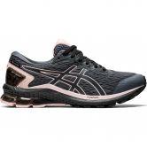 ASICS - GT-1000 9 G-TX Running Shoes Women black smog green