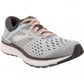 Brooks - Transcend 6 Laufschue Damen grey pale peach silver
