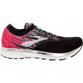Brooks - Ricochet W Running Shoes Women pink black aqua