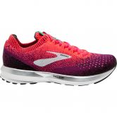 Brooks - Levitate 2 Laufschuhe Damen pink black aqua