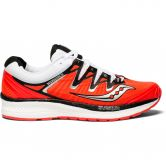 Saucony - Triumph ISO4 running shoes women vizi red black