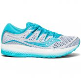 Saucony - Triumph Iso 5 Running Shoes Woen white blue