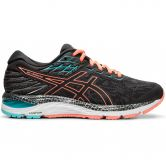 ASICS - Gel-Cumulus 21 Lite-Show Running Shoes Women graphite grey sun coral