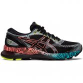 ASICS - Gel-Nimbus 21 Lite-Show Running Shoes Women black sun coral