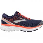 Brooks - Ghost 11 Laufschuhe Damen navy coral grey