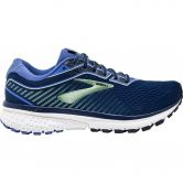 Brooks - Ghost 12 Running Shoes Women peacoat blue aqua