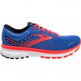 Brooks - Ghost 13 Laufschuhe Damen blue coral white