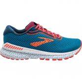 Brooks - Adrenaline GTS 20 Running Shoes Women blue majolica coral