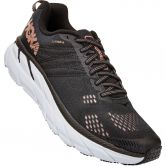 HOKA ONE ONE - Clifton 6 Running Shoes Women black rose gold
