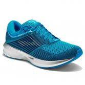Brooks - Levitate Laufschuhe Damen blue/mint