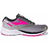 Brooks - Launch 4 Laufschuhe Damen grey pink
