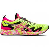 ASICS - Gel-Noosa TRI 12 Laufschuhe Damen safety yellow pink glow