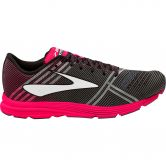 Brooks - Hyperion Running Shoes Women black diva pink diamond yarn