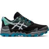 ASICS - Gel-FujiTrabuco 8 G-TX Trailrunning-Schuhe Damen fresh ice white