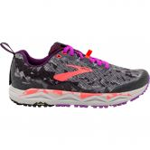 Brooks - Caldera 3 Laufschuhe Damen black purple coral