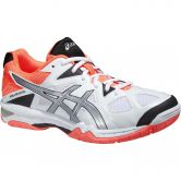 ASICS - Gel-Tactic Volleyballschuh Damen white coral