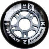 K2 - 84mm Performance Wheel 4 pack black