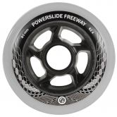 Powerslide - Freeway Rolle 78mm / 82A smoke (4er Pack)