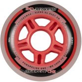 Powerslide - One Complete 80mm / 82A Wheels