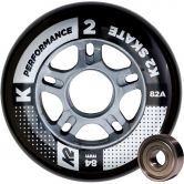K2 - 84mm Performance Wheel ILQ 7 8-Pack