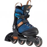 K2 - Raider Pro Inlineskate Kinder schwarz blau orange