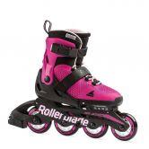Rollerblade - Microblade G Inline Skates Kids pink bubblegum