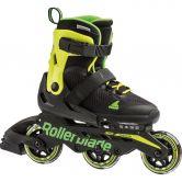 Rollerblade - Microblade 3WD Inline Skates Kids black lime