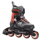 Rollerblade - Maxx Skates Kids grey red