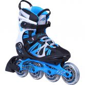 K2 - Helena 90 Inline Skates Women black grey blue