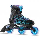 Fila - Legacy Pro 100 Lady Inlineskates Women black lightblue purple