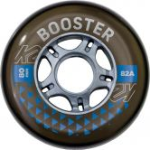 K2 - BOOSTER 80 MM 82A 8-Wheel Pack ILQ7 Rollen-Set schwarz