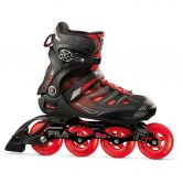 Fila - Ghibli 90mm Inlineskates Men black red