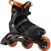 K2 - TRIO LT 100 Inlineskates Herren black orange