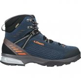 Lowa - Ledro GTX MID Herren navy orange