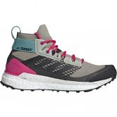 adidas - Terrex Free Hiker Shoes Men sesame carbon real magenta