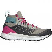 adidas - Terrex Free Hiker Wanderschuhe Herren sesame carbon real magenta
