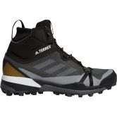 adidas - Terrex Skychaser LT Mid Gore-Tex Hiking Shoes Men grey six core black solar gold