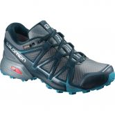 Salomon - Speedcross Vario 2 GTX Damen artic north/ atlantic blue bird