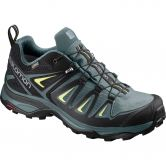 Salomon - X Ultra 3 GTX® Women artic darkest spruce - sunny lime