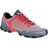 SALEWA - Lite Train K Damen blue fog flou coral