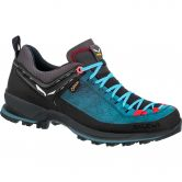SALEWA - MTN Trainer 2 GTX Damen dark denim fluo coral